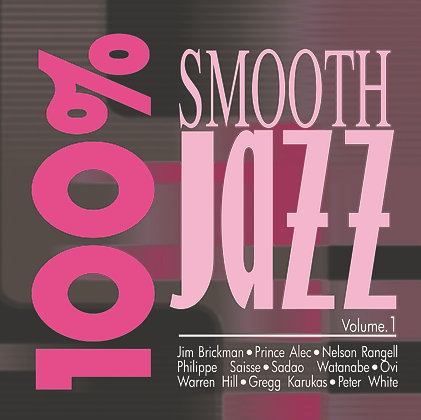 CD 100% Smooth Jazz Vol. 1