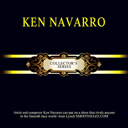 CD Ken Navarro Collector's Series