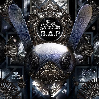 CD B.A.P - First Sensibility