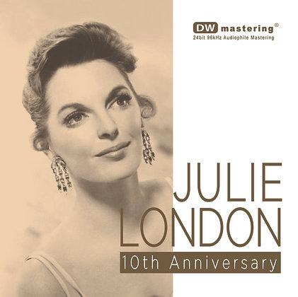 CD Julie London 10th Anniversary