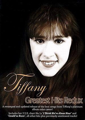 CD Tiffany - Greatest Hits Redux