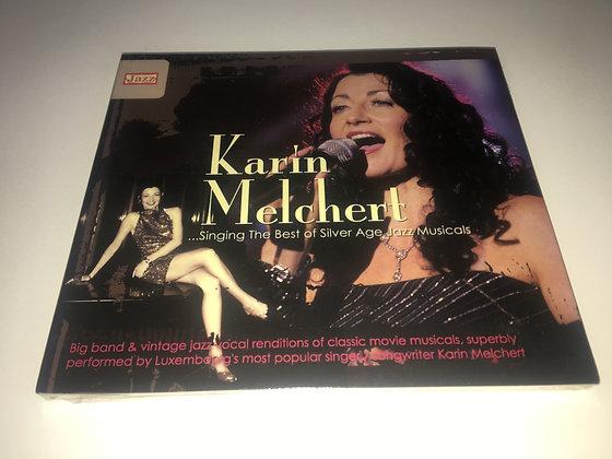 CD Karin Melchert - ...singing the best of silver age