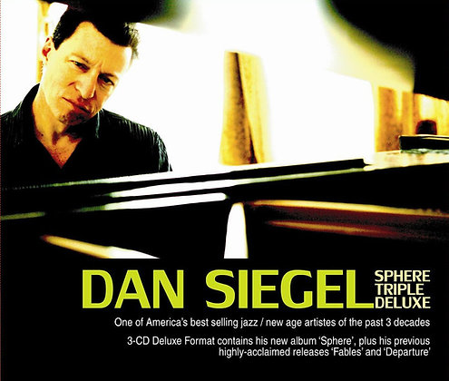 CD Dan Siegel - Sphere Triple Deluxe