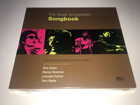 CD The Great Songwriters' Songbook