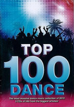 CD Top 100 Dance 2012