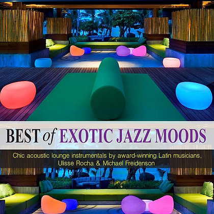 CD Best Of Exotic Jazz Moods