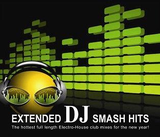 CD Extended DJ Smash Hits