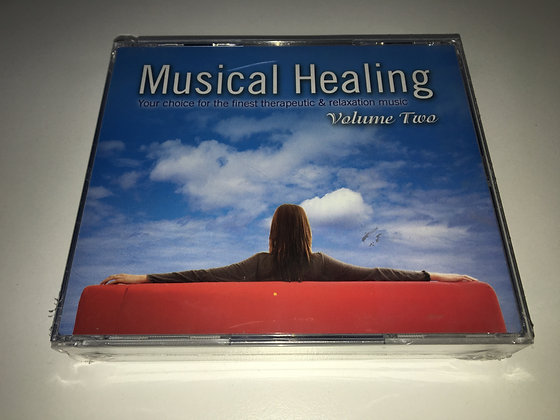 CD Musical Healing Volume 2
