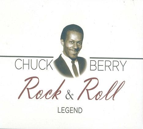 CD Chuck Berry - Rock & Roll Legend