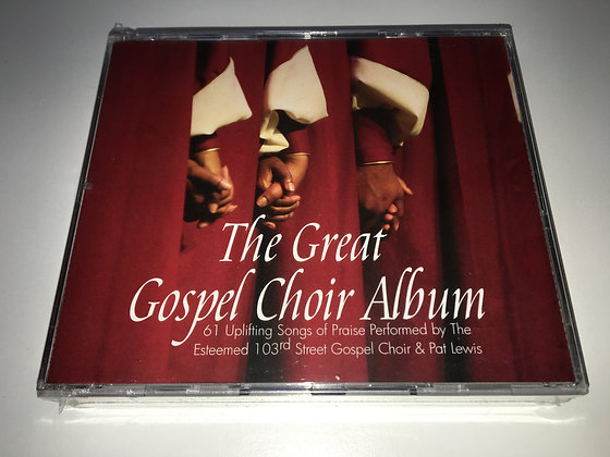 CD The Great Gospel Choir Album