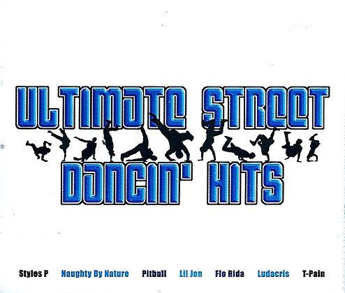 CD Ultimate Street Dancin' Hits