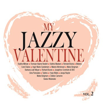 CD My Jazzy Valentine Vol.2