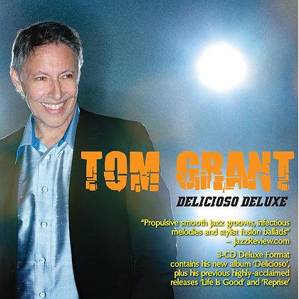 CD Tom Grant - Delicioso Deluxe