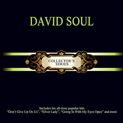 CD David Soul Collector's Series