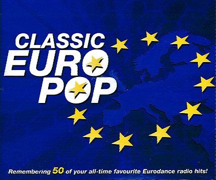 CD Classic Euro Pop