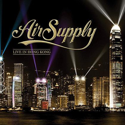 Air Supply - Live In Hong Kong (2LP + BR + 2CD)