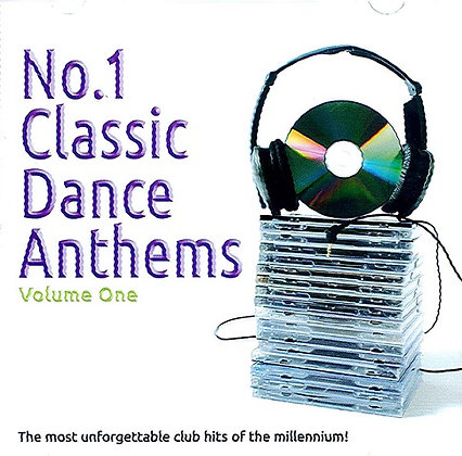 CD No.1 Classic Dance Anthems Vol. 1