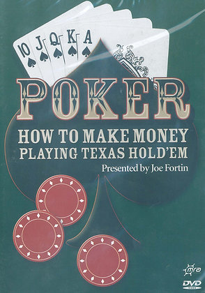 Poker How To Make Money Playing Texas Hold'Em