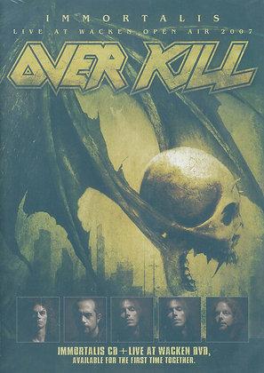 Immortalis Over Kill Live At Wacken Open Air 2007