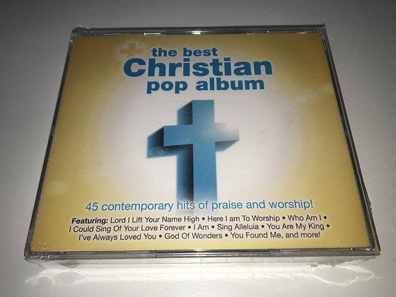 CD The Best Christian Pop Album
