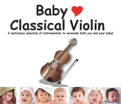 CD Baby Love Classical Violin
