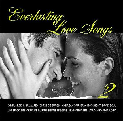 CD Everlasting Love Songs Vol. 2
