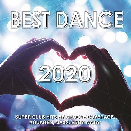 CD Best Dance 2020