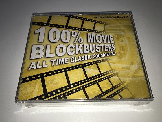 CD 100% Movie Blockbusters