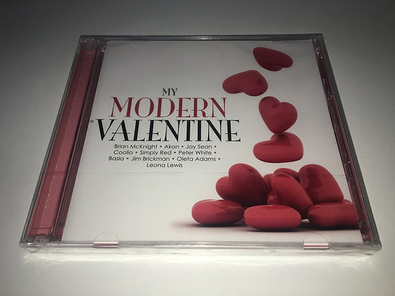 CD My Modern Valentine