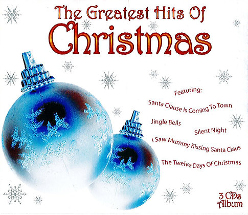 CD The Greatest Hits Of Christmas