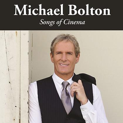 CD Michael Bolton - Songs Of Cinema
