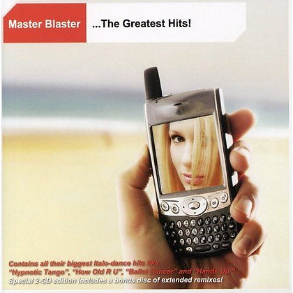 CD Master Blaster...The Greatest Hits