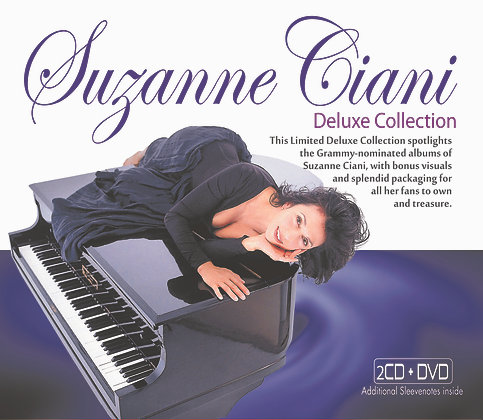 CD Suzanne Ciani - Deluxe Collection Vol. 1
