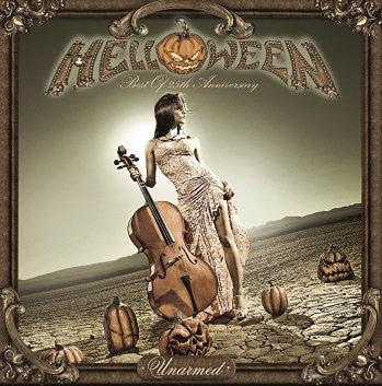 CD Helloween – Unarmed - Best Of 25th Anniversary