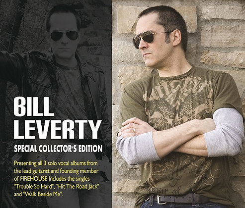 CD Bill Leverty - Special Collector's Edition