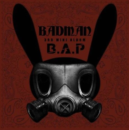 CD B.A.P - Badman 3rd Mini Album