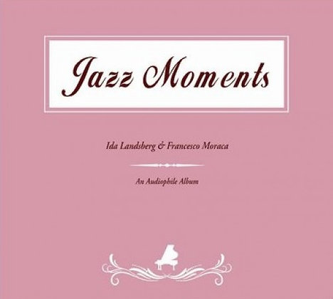 CD Ida Landsberg - Jazz Moments