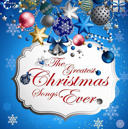 CD The Greatest Christmas Songs Ever