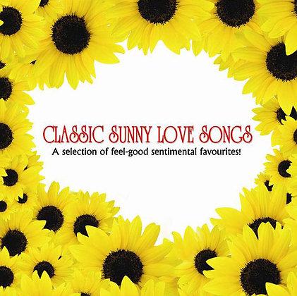 CD Classic Sunny Love Songs