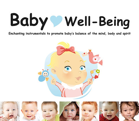 CD Baby Love Well-Being