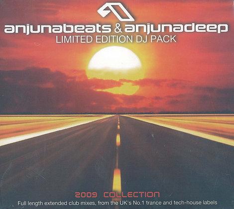 CD Anjunabeats & Anjundeep Limited Edition DJ Pack