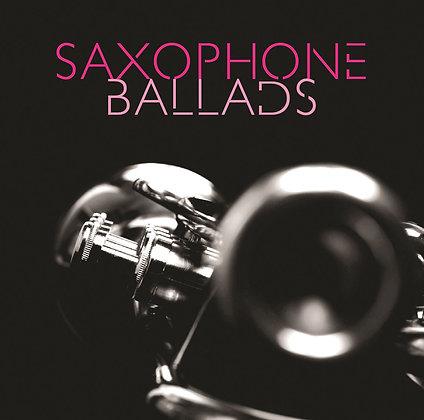 CD Saxophones Ballads