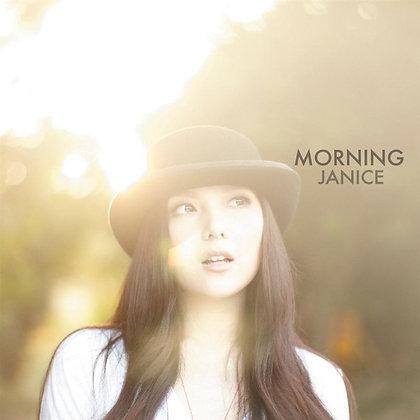 CD Janice English Album 2009 <Morning>