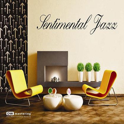 CD Sentimental Jazz