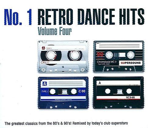 CD No.1 Retro Dance Hits Vol. 4