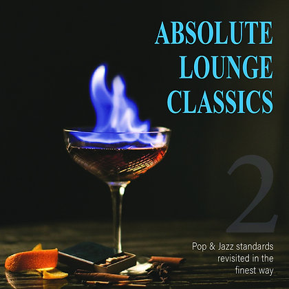 CD Absolute Lounge Classics 2