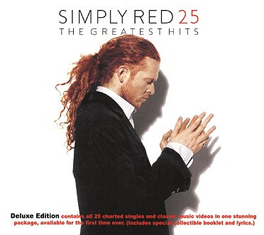 CD Simply Red's Greatest Hits