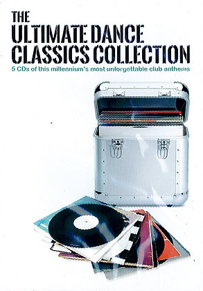 CD The Ultimate Dance Classic