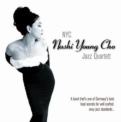 CD Nashi Young Cho Jazz Quartett