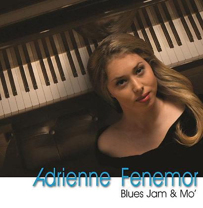 CD Adrienne Feremor - Blues Jam & Mo'